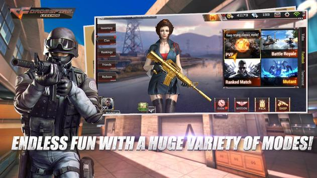 Crossfire:legends screenshot 2