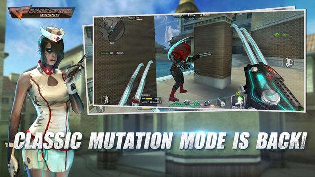 Crossfire:legends screenshot 3