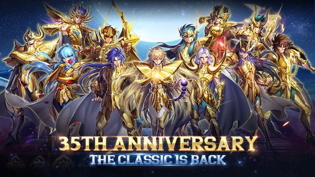 Saint Seiya Awakening: Knights of the Zodiac poster