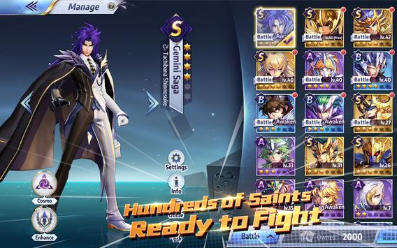 Saint Seiya Awakening: Knights of the Zodiac screenshot 17