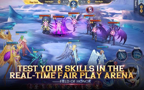 Saint Seiya Awakening: Knights of the Zodiac स्क्रीनशॉट 10
