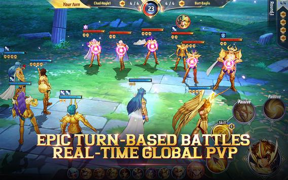 Saint Seiya Awakening: Knights of the Zodiac स्क्रीनशॉट 11