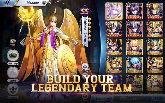 Saint Seiya Awakening: Knights of the Zodiac स्क्रीनशॉट 13