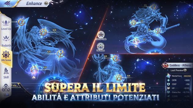 Saint Seiya Awakening: Knights of the Zodiac ảnh chụp màn hình 1