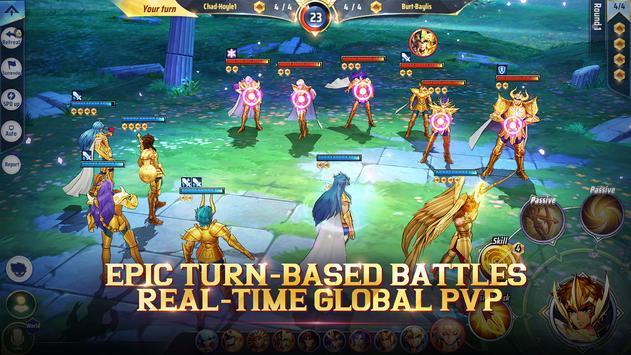 Saint Seiya Awakening: Knights of the Zodiac स्क्रीनशॉट 4