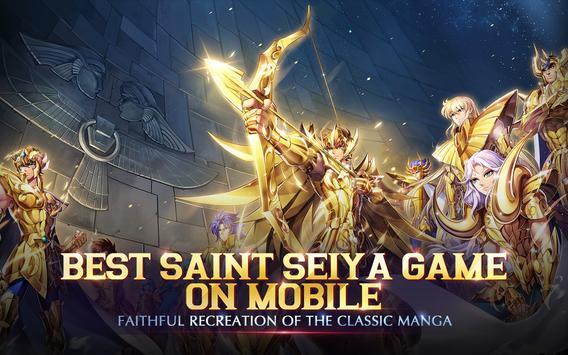 Saint Seiya Awakening: Knights of the Zodiac स्क्रीनशॉट 8
