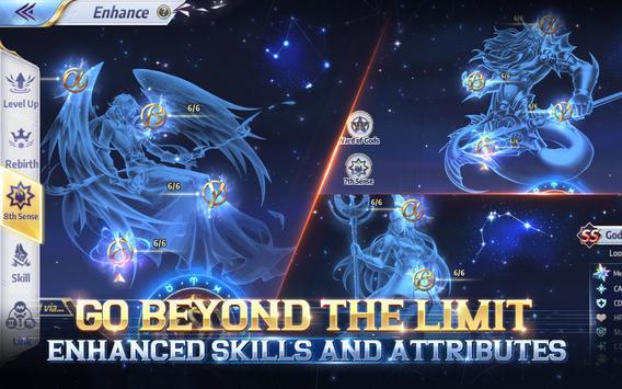 Saint Seiya Awakening: Knights of the Zodiac ảnh chụp màn hình 9