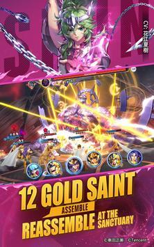 Saint Seiya : Awakening ảnh chụp màn hình 4