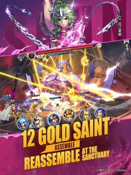 Saint Seiya : Awakening ảnh chụp màn hình 11