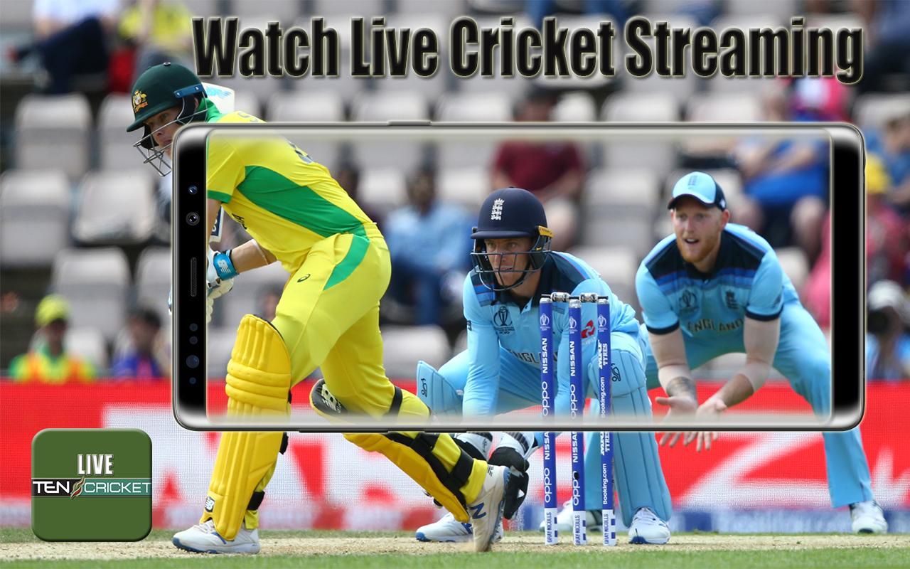 Ten Cricket Hd For Android Apk Download