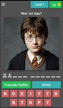 Harry Potter Quiz poster