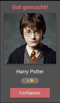 Harry Potter Quiz screenshot 1