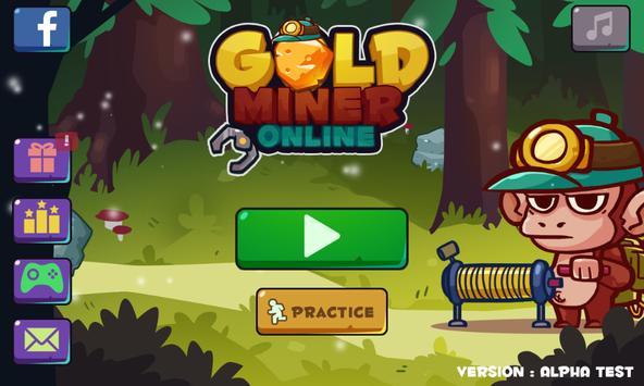 Gold Miner poster