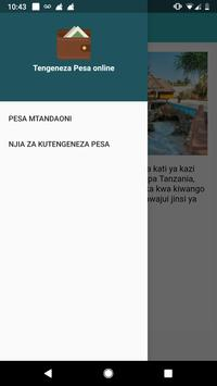 Tengeneza Pesa Online poster