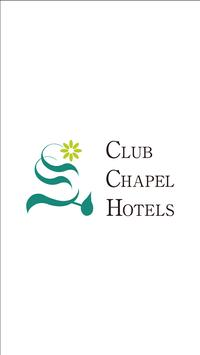 CLUB CHAPEL HOTELS クラブチャペルホテルズ poster