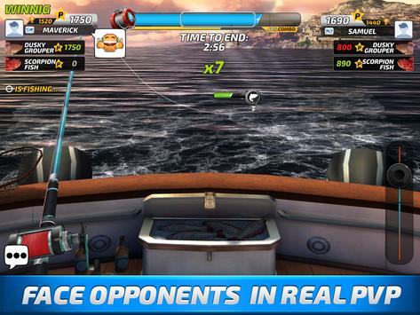 Fishing Clash screenshot 3