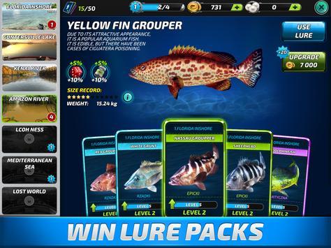 Fishing Clash screenshot 22