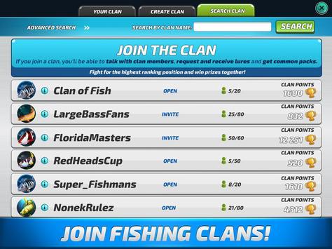 Fishing Clash screenshot 23