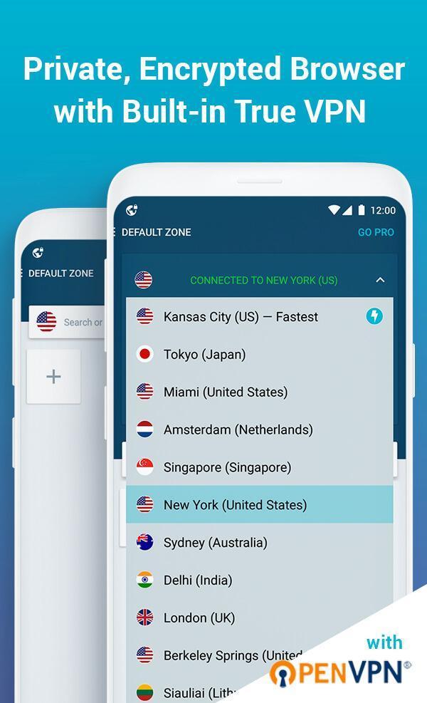 Tenta Private VPN Browser + Ad Blocker (Beta) for Android - APK Download
