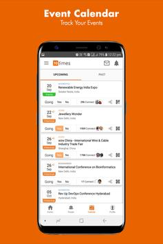 Find Events, Expo, Conference, Workshop to attend! screenshot 3
