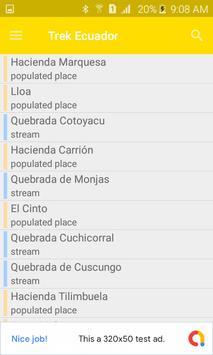 Trek Ecuador screenshot 3