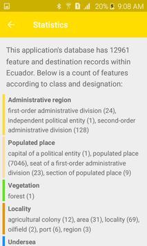 Trek Ecuador screenshot 1