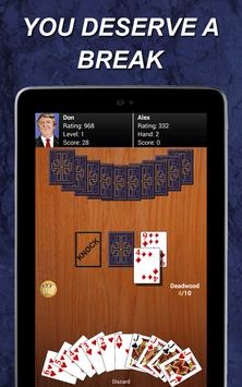 Gin Rummy screenshot 16