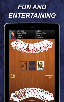 Gin Rummy screenshot 17