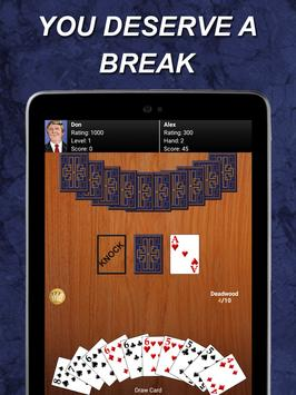 Gin Rummy screenshot 8