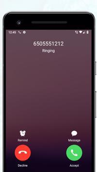 Dialer IOS12 style screenshot 2