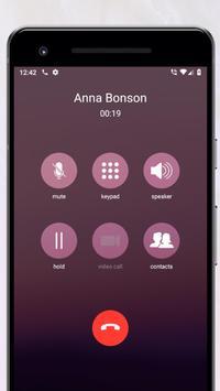 Dialer IOS12 style screenshot 3