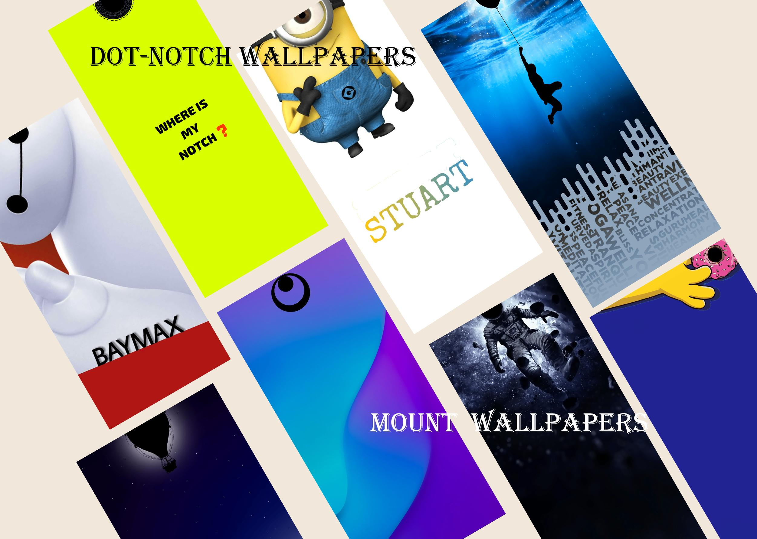 Notch Wallpapers 4k Mount Wallpapers For Android Apk Download