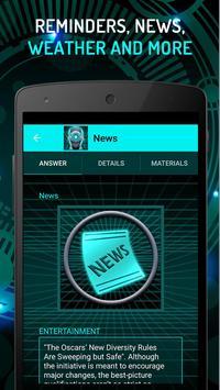 Virtual Assistant DataBot: Artificial Intelligence screenshot 14