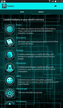 Virtual Assistant DataBot: Artificial Intelligence screenshot 18