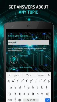 Virtual Assistant DataBot: Artificial Intelligence screenshot 1