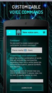 Virtual Assistant DataBot: Artificial Intelligence screenshot 23