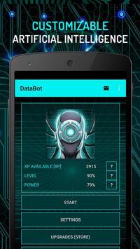 Virtual Assistant DataBot: Artificial Intelligence screenshot 3