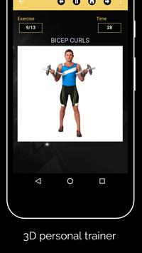 Home Workout PRO: Full Body Workouts at home ảnh chụp màn hình 4