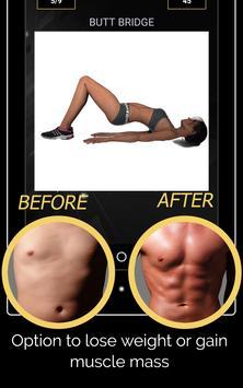 Home Workout PRO: Full Body Workouts at home ảnh chụp màn hình 17