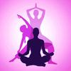Yoga para iniciantes em portugues ícone