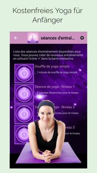 Yoga für Anfänger - Yoga übungen Plakat