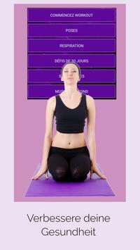 Yoga für Anfänger - Yoga übungen Screenshot 11