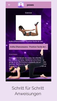 Yoga für Anfänger - Yoga übungen Screenshot 5