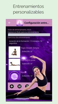Yoga para Principiantes - Yoga gratis captura de pantalla 4