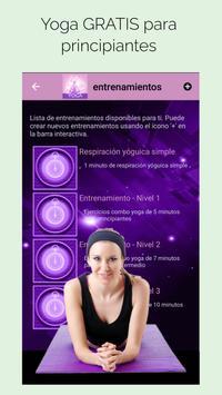 Yoga para Principiantes - Yoga gratis captura de pantalla 8