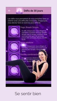 Yoga pour Maigrir - Yoga simple en français capture d'écran 15