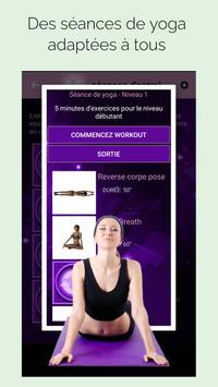 Yoga pour Maigrir - Yoga simple en français capture d'écran 10