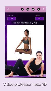 Yoga pour Maigrir - Yoga simple en français capture d'écran 9