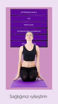 Yoga Egzersizleri: Yeni başlayanlar için yoga Ekran Görüntüsü 11