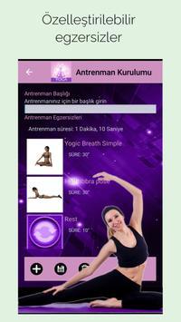 Yoga Egzersizleri: Yeni başlayanlar için yoga Ekran Görüntüsü 4